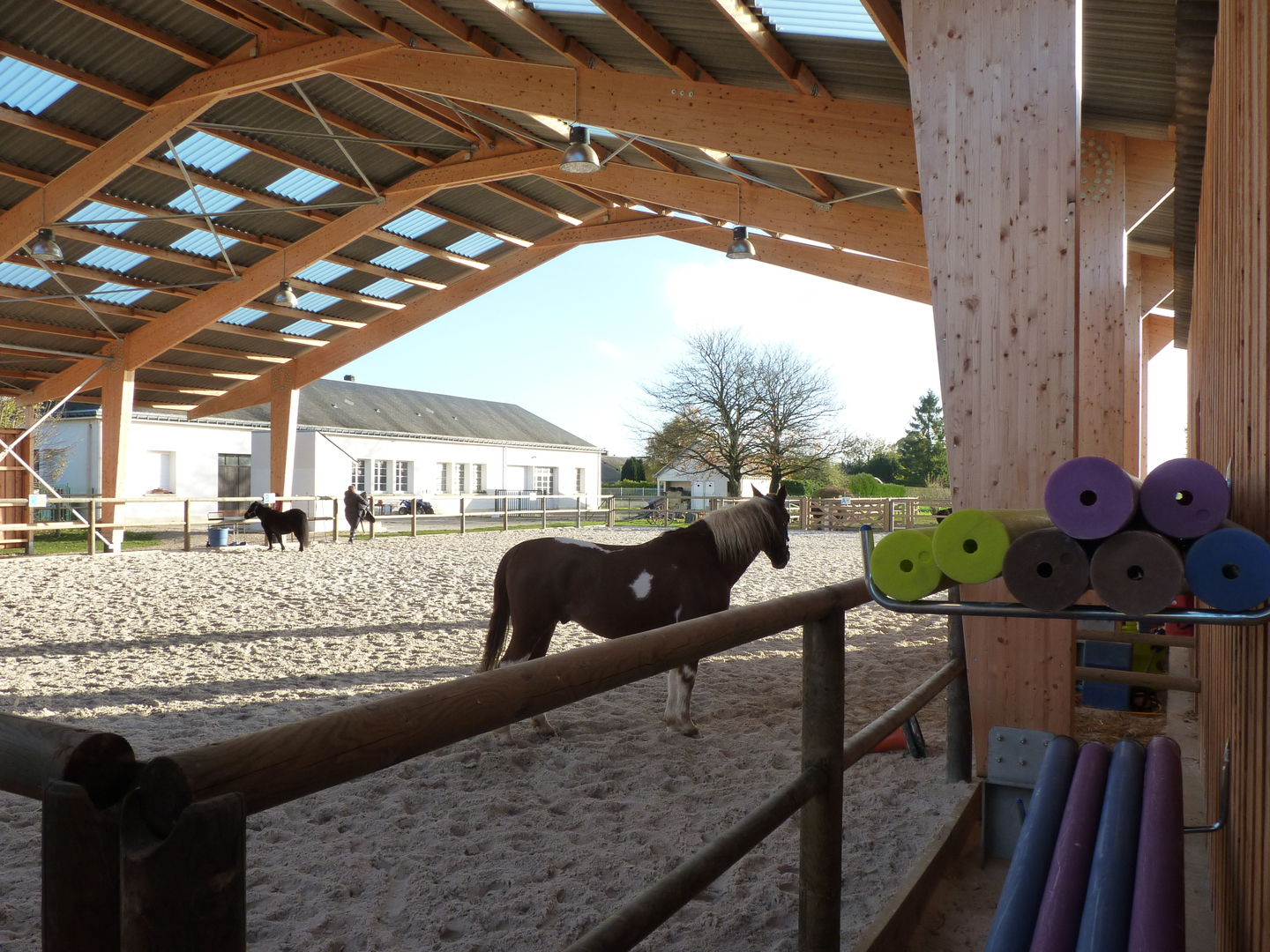 centre equestre beauvilliers