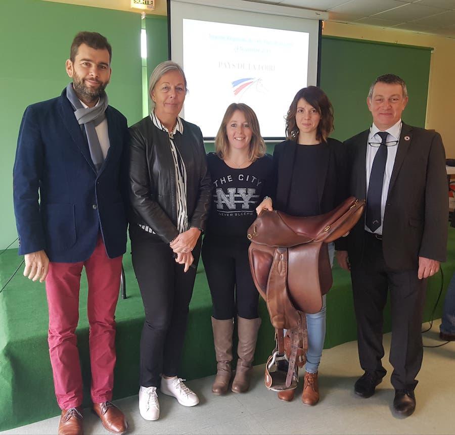Comité régional de Tourisme Equestre des Pays de la Loire, une année riche en activité