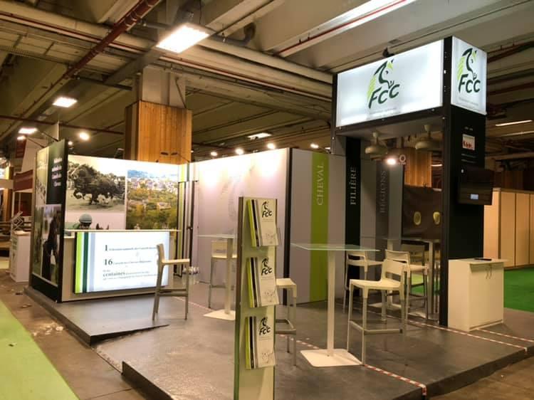 Présence des Conseils des Chevaux et de la Fédération au Salon International de l'Agriculture à Paris