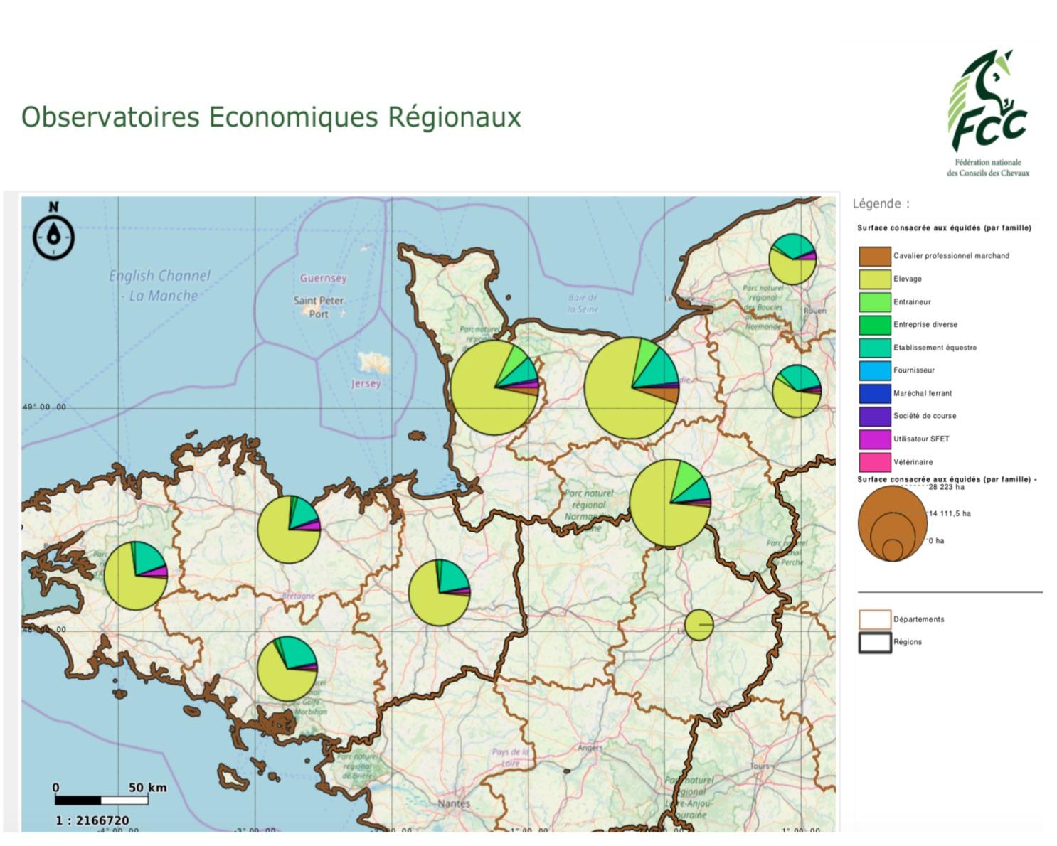 Les régions attentives à l'impact de la crise COVID19 sur les entreprises de la filière équine