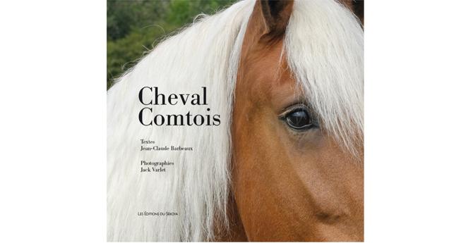 Le livre Cheval Comtois sélectionné pour le prix Pégase