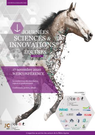 Journées sciences & innovations équines
