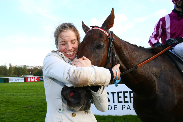 Grand steeple 2020 : Allô Docteur? Ici Louisa Carberry !