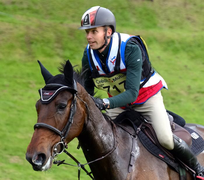 Dgin du Pestel, né en Normandie, est vice-champion du monde des 7 ans