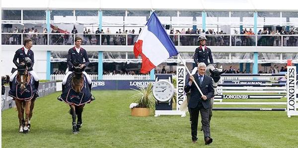 Longines FEI Jumping Nations Cup™ : 8 équipes en lice à La Baule