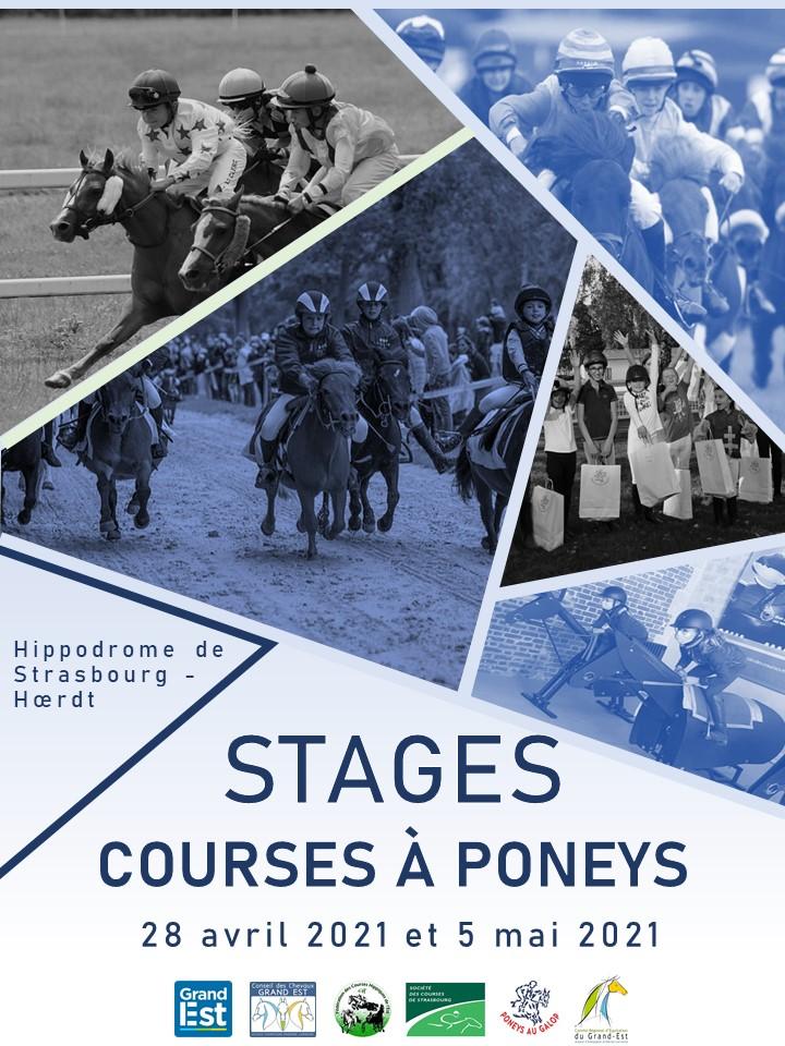 2 nouvelles dates de stages Courses à poneys !