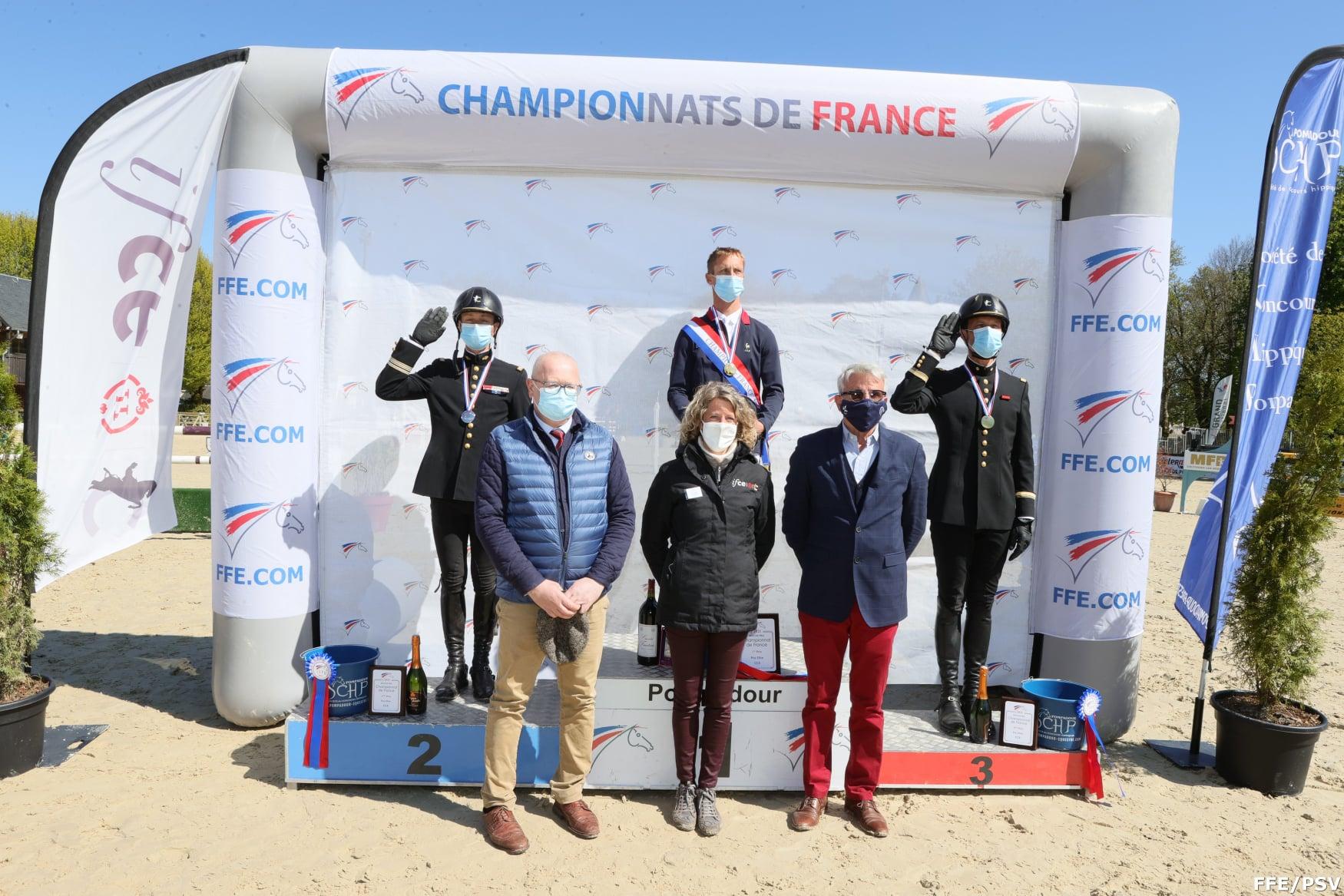 Des championnats de France et un Grand National qui mettent à l'honneur les cavaliers ligériens
