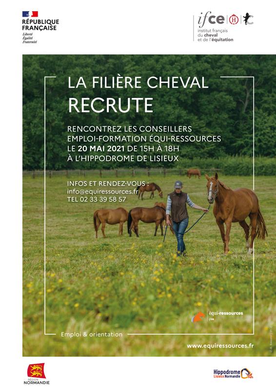 Rendez-vous à Lisieux avec équi-ressources le 20 mai