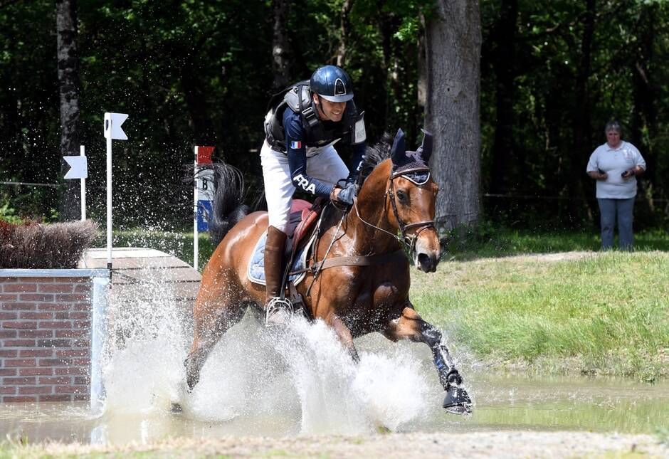 Équitation. L'événement Saumur Complet 2021 sera disponible en ligne