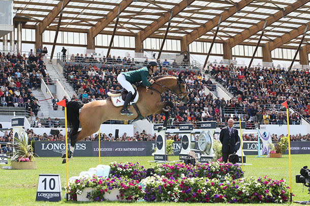 Le Longines Jumping International de La Baule confirmé du 10 au 13 juin