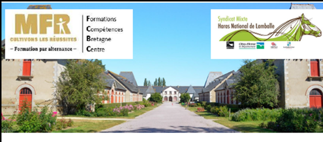 Formation Bac Professionnel CGEH - Haras National de Lamballe