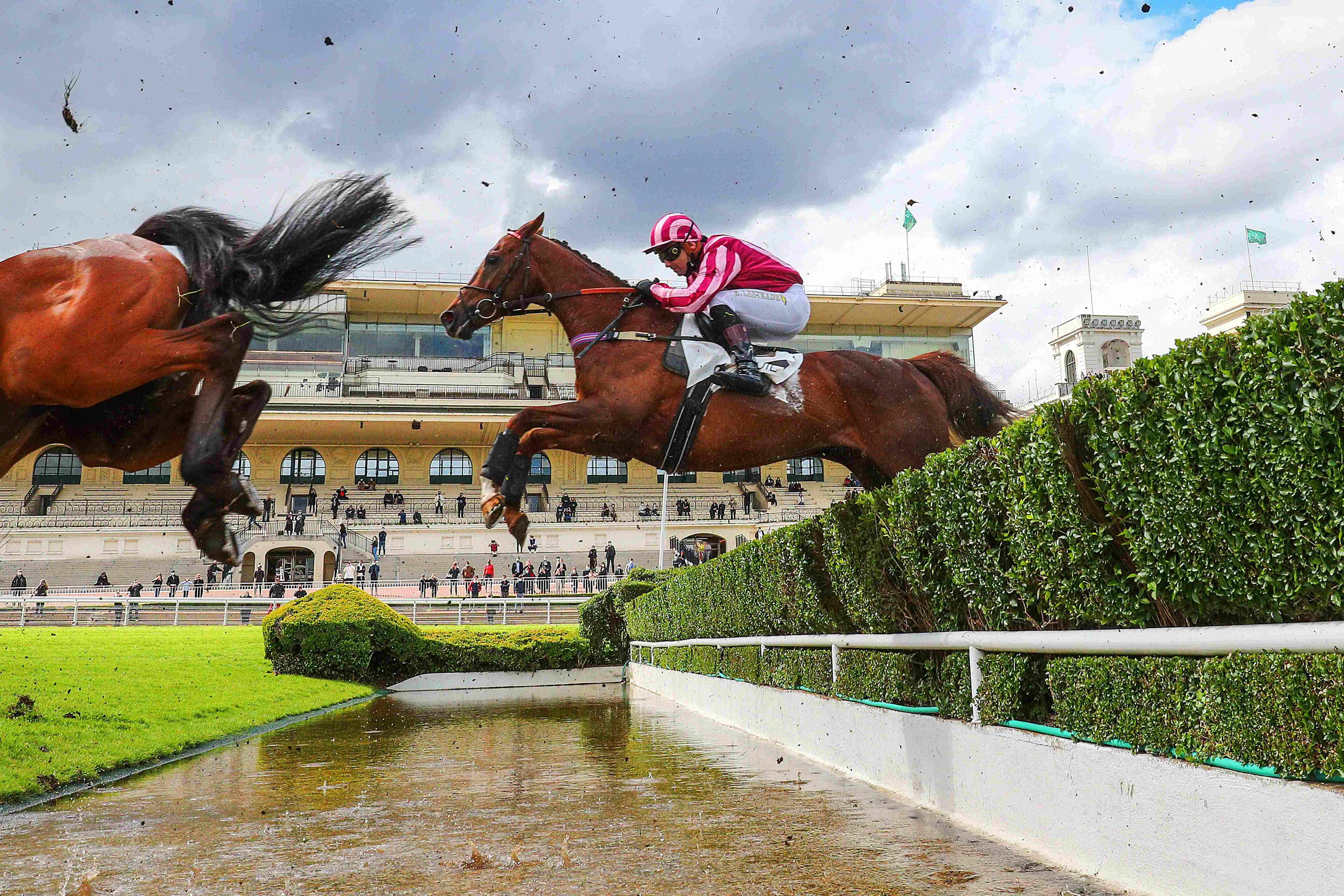 Grand Steeple Chase de Paris (GR-1) : Docteur de Ballon, roi d'Auteuil et cheval du peuple