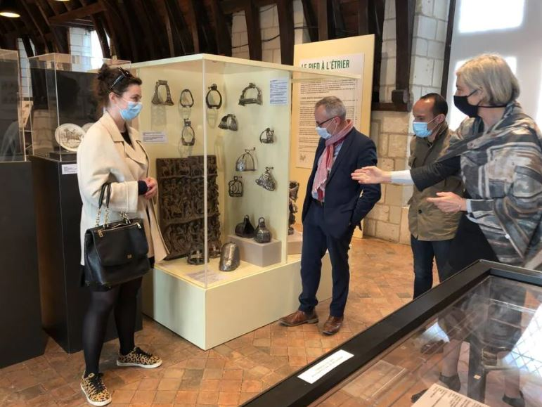 Saumur. Le musée du cheval se renouvelle dans les étages du château