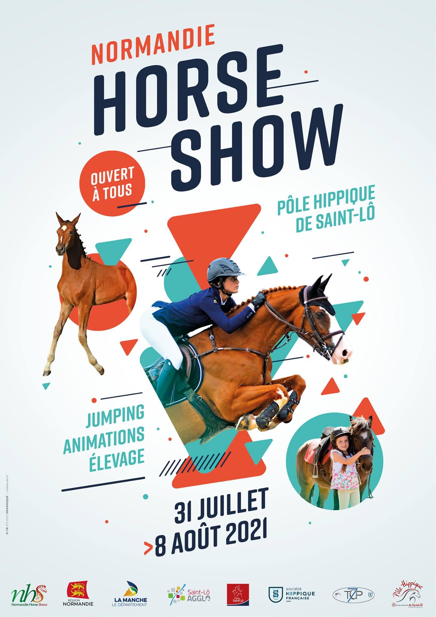 Normandie Horse Show 2021 le programme dévoilé