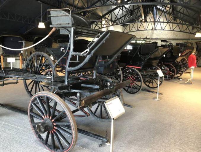 Saumur. Chez Bouvet-Ladubay, les voitures à cheval ont désormais leur musée