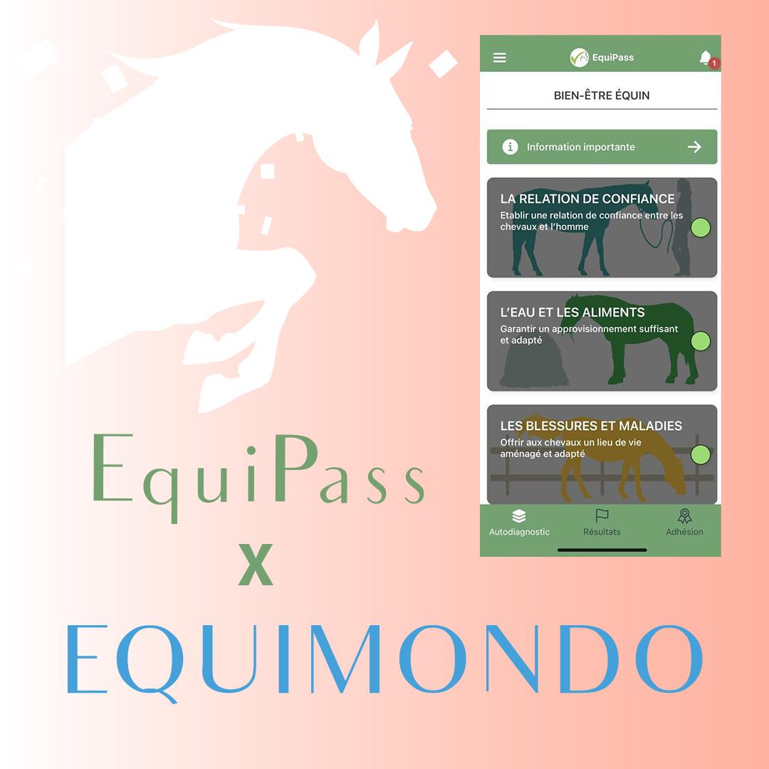 EquiPass, partenaire d'Equimondo !
