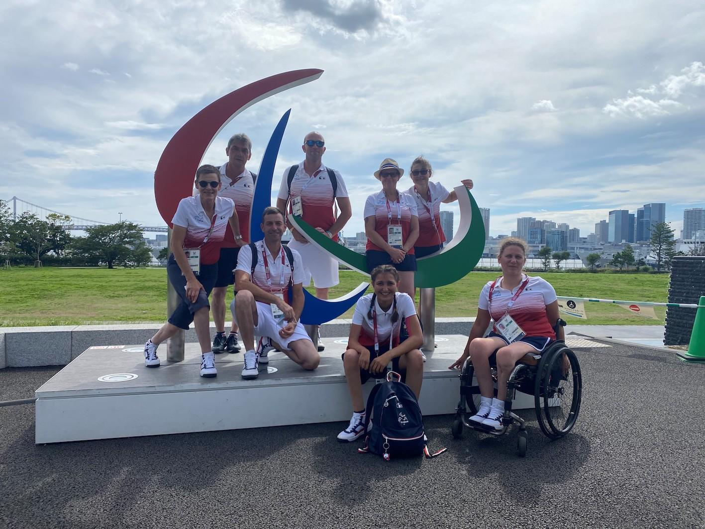 Para-dressage : Top départ des Jeux paralympiques