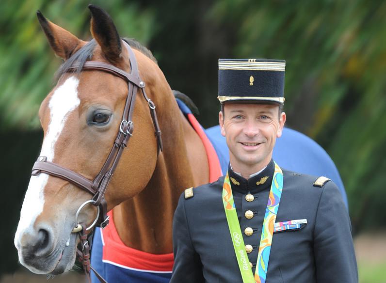 Le Lieutenant-colonel Thibaut Vallette, nommé écuyer en chef du Cadre noir