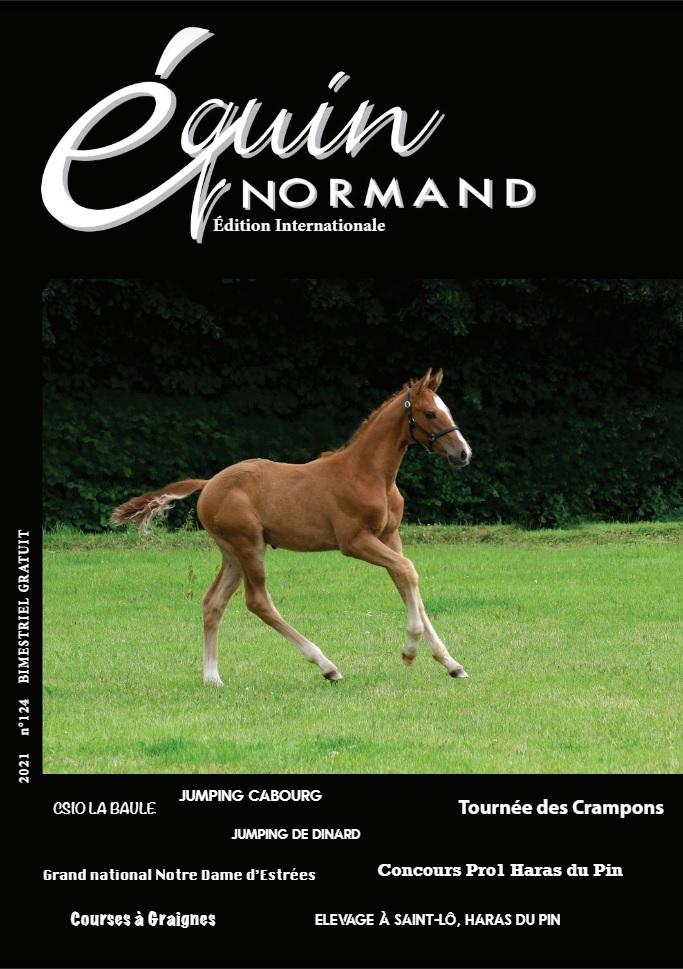 Equin normand D'août 2021 est sorti