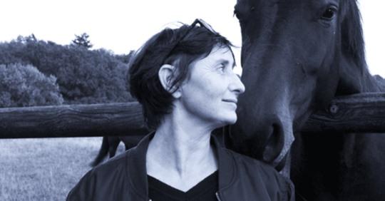 """Conférence """" Leader ou référent, quel est le rôle du cavalier face au cheval lors de la situation pédagogique qu'est le débourrage ?"""" à l'école Blondeau"""