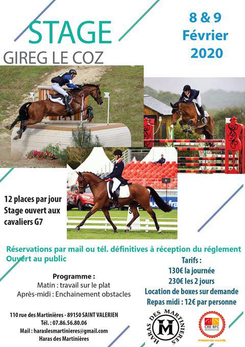 STAGE GIREG LE COZ (89)