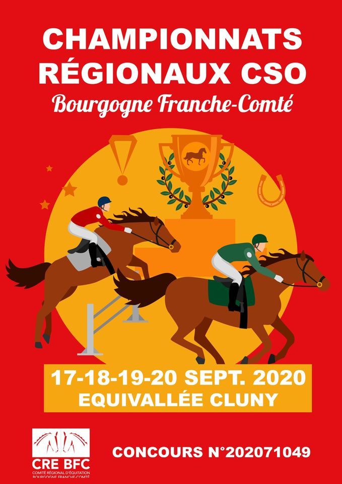 Championnats Régionaux de CSO