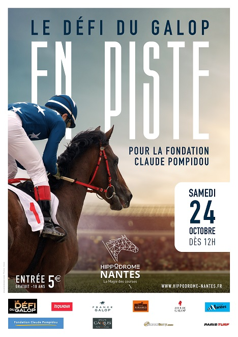 Journée de gala à l'hippodrome du Petit Port (Nantes)