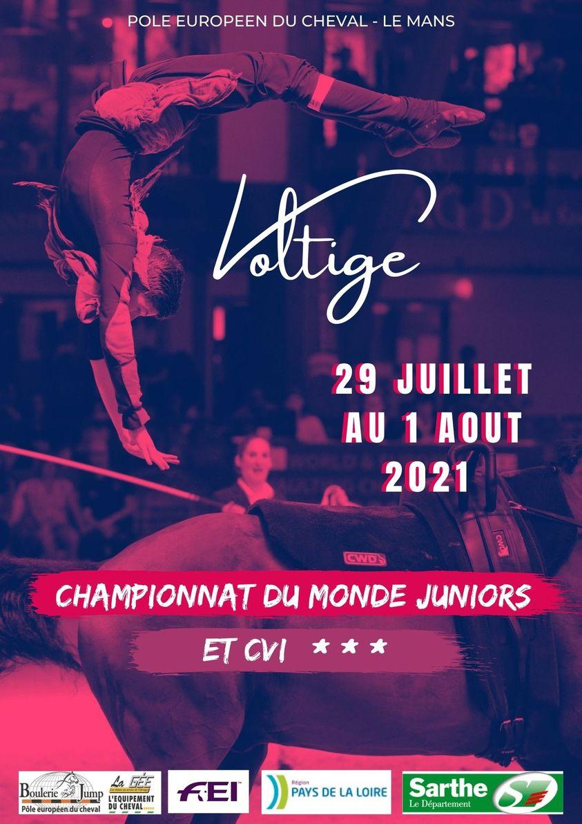 Championnat du monde juniors et CVI***