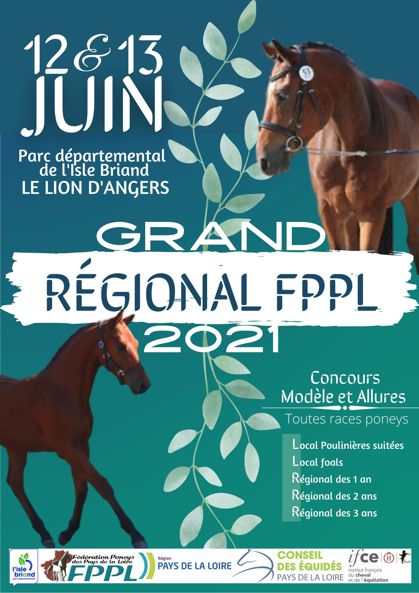 Grand Régional FPPL d'élevage