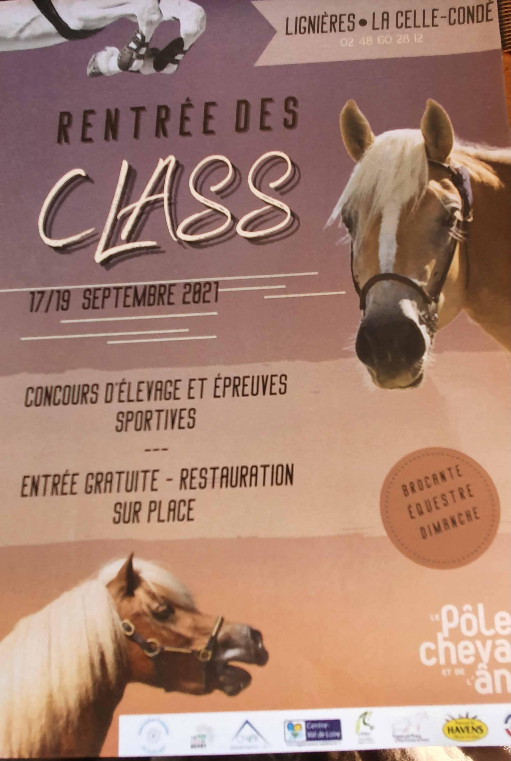 Rentrée des Class à Lignières PCA