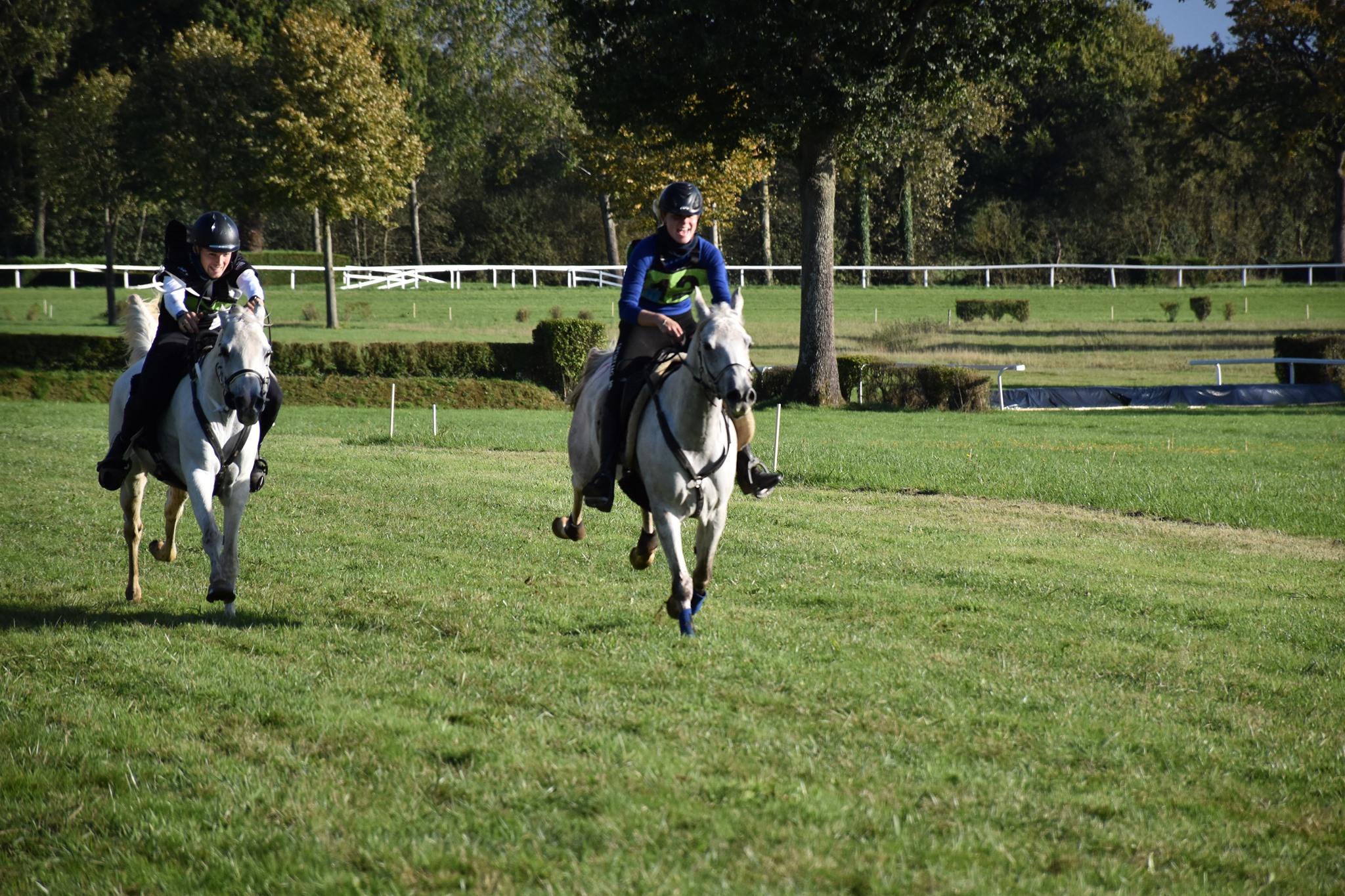Courses D'Endurance Equestre - Hippodrome Le Pertre