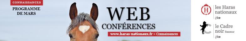 WEB CONFERENCES de l'IFCE  : programme du mois de mars