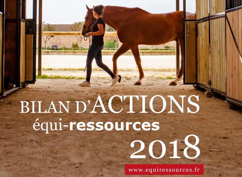 Bilan Equiressources 2018 pour la Région Bretagne