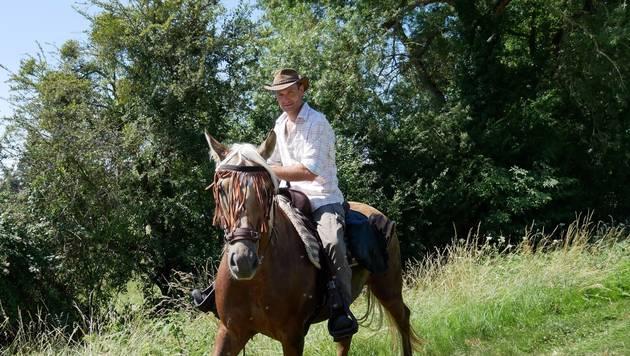 La Rand'Aubance, une rando équestre à succès