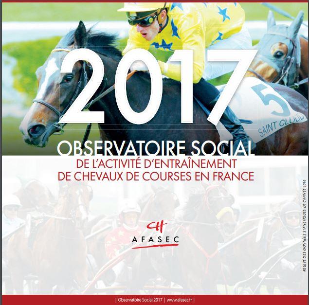 L'Observatoire Social de l'activité d'entraînement de chevaux de courses en France