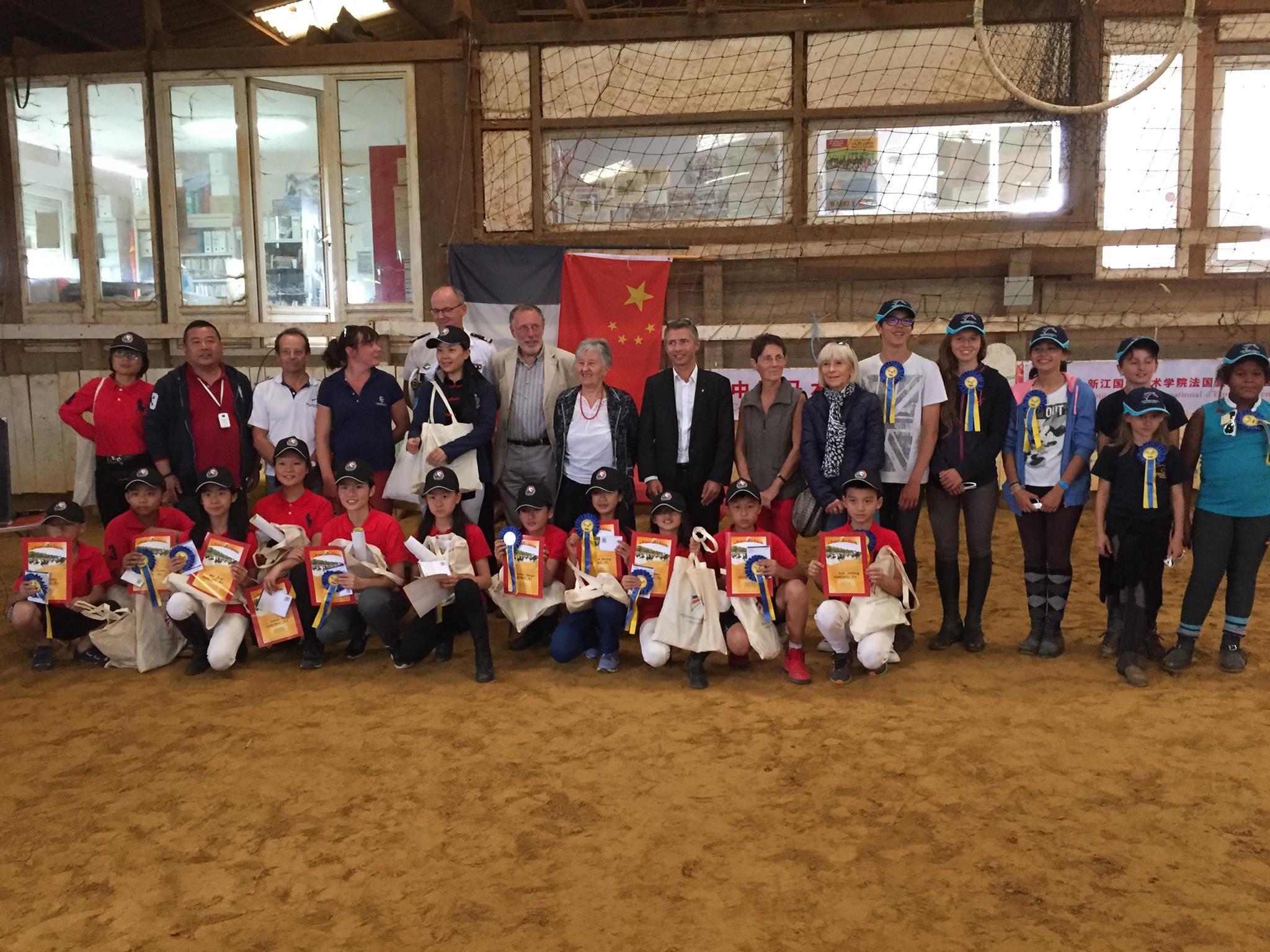 La délégation chinoise du Hunan de retour en région Centre Val de Loire