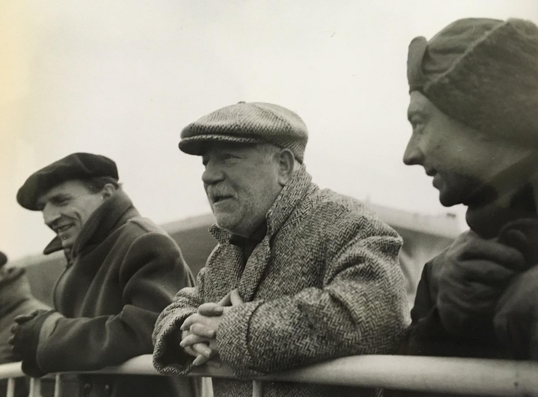 Une course hommage à Jean Gabin aux Sables d'Olonne