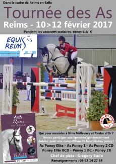 Tournée des As Poney à Reims