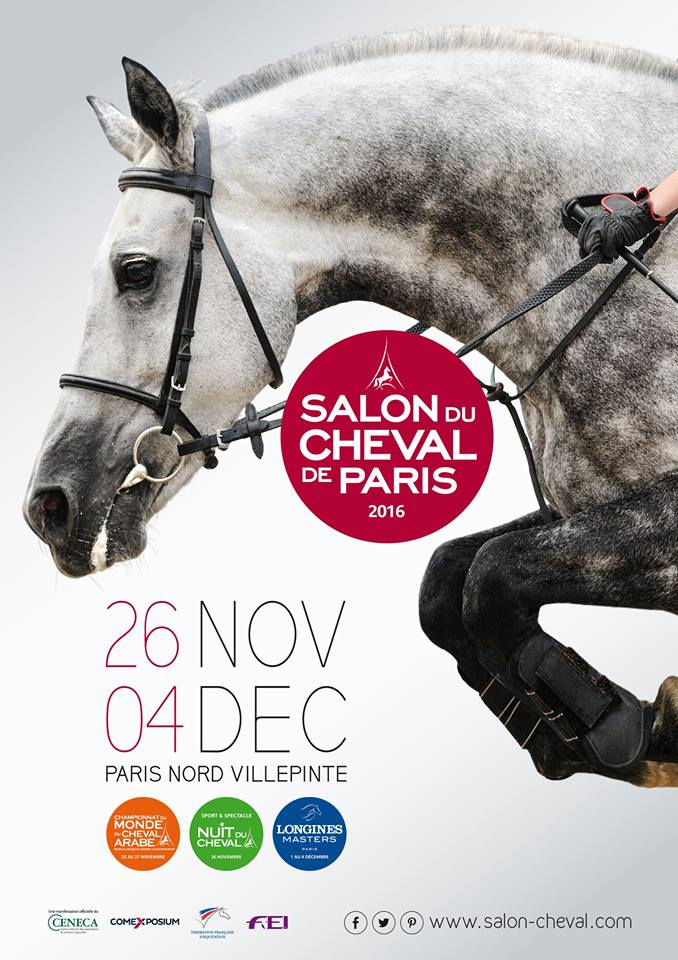 Salon du Cheval de Paris 2016